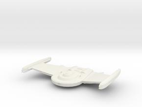 Romulan bird of prey refit in White Strong & Flexible