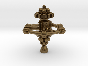 Privateer Mobile Fortress in Natural Bronze