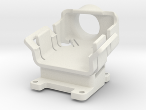 Zeb'210 quadcopter - Mobius Holder in White Natural Versatile Plastic