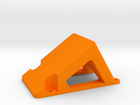 "Impulse RC Alien 5"" camera Mount 35° for Runcam 1/ in Orange Processed Versatile Plastic"