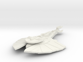 Kalor Class  HvyCruiser in White Natural Versatile Plastic
