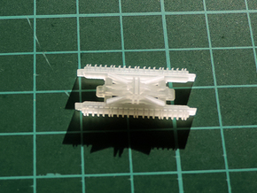 ISD 4222 Top in Smooth Fine Detail Plastic