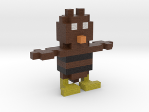 Owl for Minecraft in Full Color Sandstone