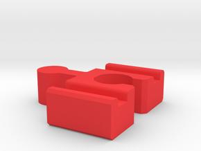 Thomas the Train (BRIO) to Ikea (LILLABO) Track  in Red Processed Versatile Plastic