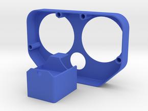 NTGA-02 Cover Set in Blue Processed Versatile Plastic
