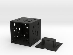 Changing Stone in Black Natural Versatile Plastic