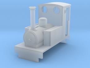 009 Fletcher Jennings Side Tank 1  - Minitrains St in Frosted Ultra Detail