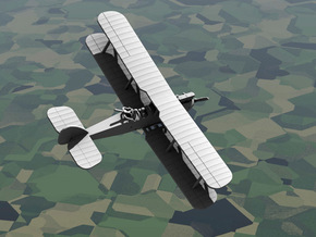 Airco D.H.9 in White Strong & Flexible: 1:144