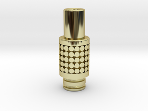Moleman's Driptip Two in 18k Gold Plated Brass