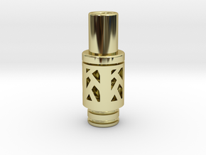 Moleman's Driptip One in 18k Gold Plated