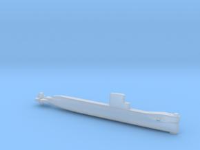 USS Seawolf (1957), Full Hull, 1/1800 in Smooth Fine Detail Plastic