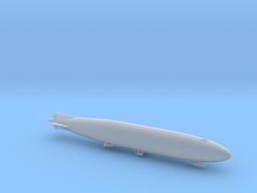Zeppelin R-Type 1/1250th scale (FD) in Smooth Fine Detail Plastic