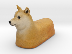 twinkie doge in Full Color Sandstone