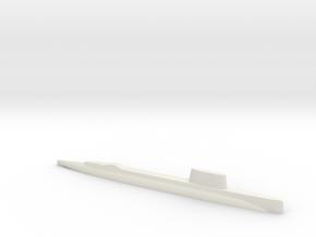 USS Triton (1959), 1/1800 in White Natural Versatile Plastic