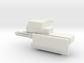 Cabal Goliath Gun (Large) in White Natural Versatile Plastic