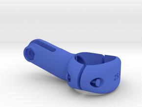GoPro 25.4 mm Short Seat Post Mount in Blue Processed Versatile Plastic