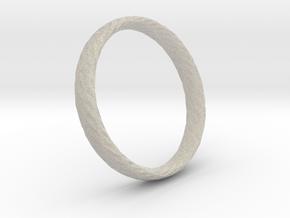 Twistium - Bracelet P=200mm h15 in Natural Sandstone