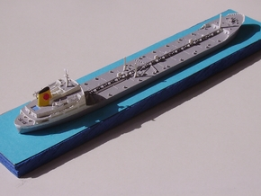 1:1250 Dutch Shell tanker Vitrea  in Smooth Fine Detail Plastic
