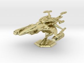 Star Sailers - SuperChase Fighter Upgrade in 18K Gold Plated