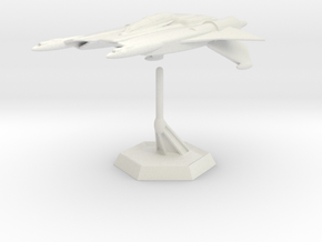 NeoStarFighter - ThunderFighter in White Strong & Flexible