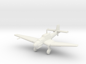 Junkers Ju-87Tr(C) 'Stuka' in White Strong & Flexible: 1:200