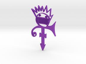 Boogadelica B in Purple Processed Versatile Plastic