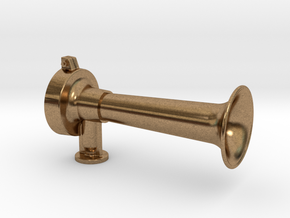 """Leslie Tyfon 200A 1.6"""" scale in Natural Brass"""