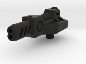 Rockdriller Guardian's Gun in Black Natural Versatile Plastic
