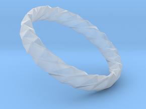 Twistium - Bracelet P=210mm h15 Alpha in Smooth Fine Detail Plastic