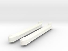 Federation Fiwai Engines 2500 in White Processed Versatile Plastic