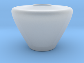 Vase Hollow Form 2016-0001 various scales in Smooth Fine Detail Plastic: 1:24