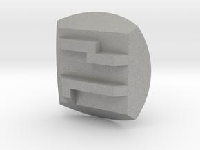 Pohatu Nuva Symbol in Aluminum