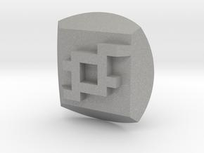 Onua Nuva Symbol in Aluminum