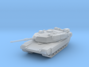 M1A2 Abrams 1:200 in Smooth Fine Detail Plastic