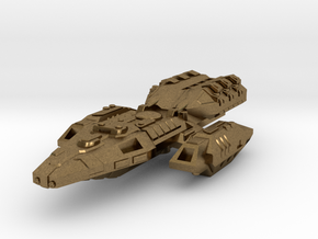 Colonial Cruiser in Natural Bronze