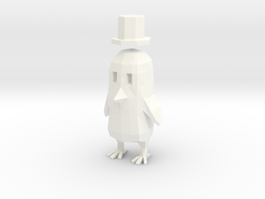 Lord Duck in White Processed Versatile Plastic