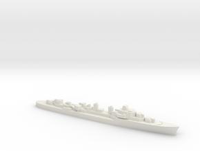 T 53-class destroyer (1957), 1/3000 in White Natural Versatile Plastic