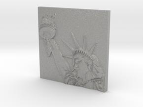 Statue of Liberty in Aluminum