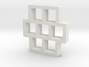 Cherry MX 7 Switch Tester in White Natural Versatile Plastic