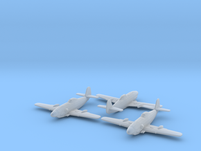 Messerschmitt Me 309 1/285 x3 FUD in Smooth Fine Detail Plastic