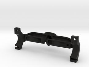Multi 1200 DVT Quadlockadapter Kunststoff V1 in Black Natural Versatile Plastic