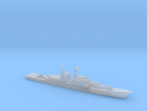 Sovremenny-Class destroyer ,1/2400 in Smooth Fine Detail Plastic
