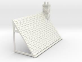 Z-76-lr-comp-l2r-level-roof-rc-bj in White Natural Versatile Plastic