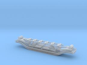 Tyy 300 mit Originalkupplung in Smooth Fine Detail Plastic