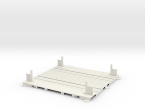 L-165-d-level-crossing-type4a-1 in White Natural Versatile Plastic