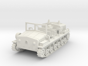 PV114 Type 98 Ro-Ke Artillery Tractor (1/48) in White Strong & Flexible