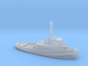 1/600 Scale Vietnam YTB Tug in Smooth Fine Detail Plastic
