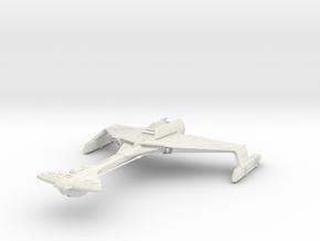 T4  Assault Cruiser in White Natural Versatile Plastic