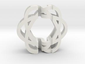 ASD Dual Art Sculpture in White Strong & Flexible
