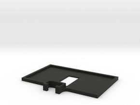 SingleAperture in Black Strong & Flexible